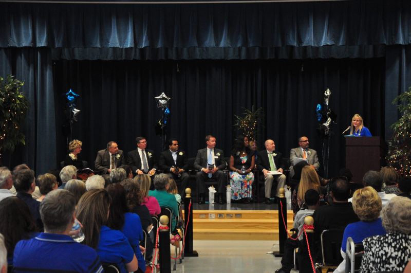 FBISD Madden Elementary School Dedication Day