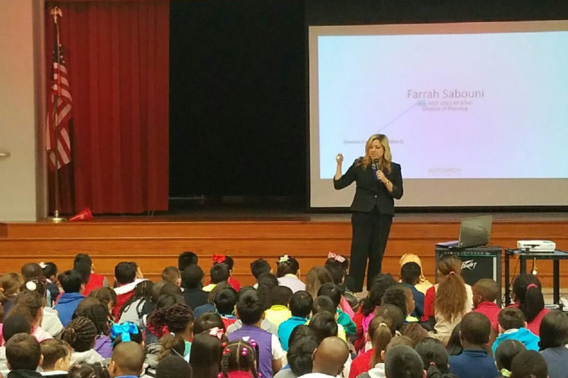 Career Day at Alief ISD's Hicks Elementary School