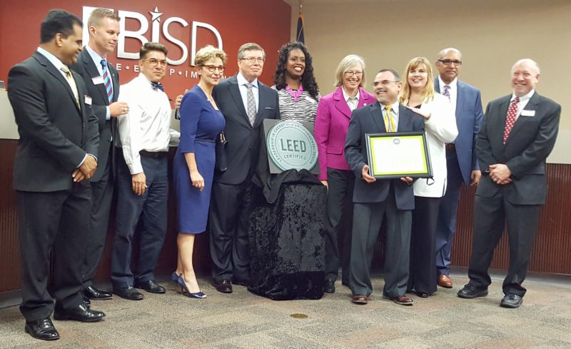 FBISD's First LEED Project